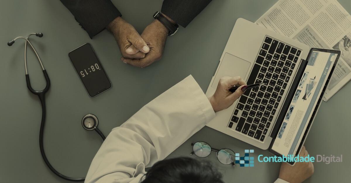 Contabilidade para médicos – 5 motivos para você contratar agora um contador
